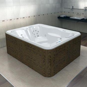 "Гидромассажный бассейн ""Deluxe""2140 x 1680 x 800"