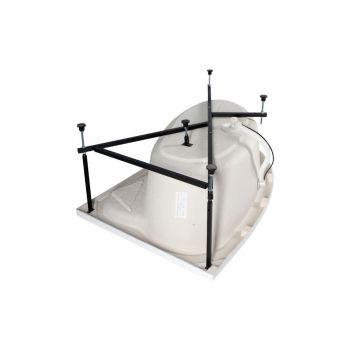 Каркас сварной для акриловой ванны Aquanet Luna 155x100 R
