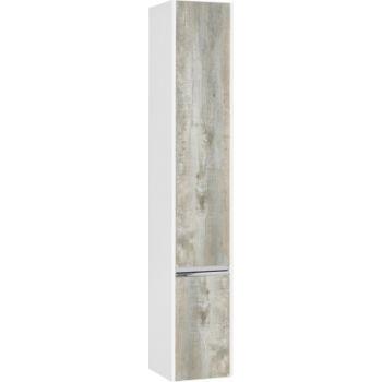 Шкаф-пенал AQUATON Капри R, бетон пайн …