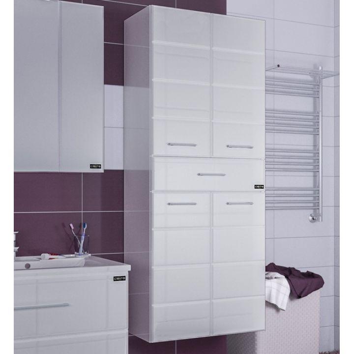 Шкаф-пенал СанТа Омега 60 подвесной
