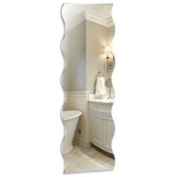 Зеркало MIXLINE Волна-декор 500*750 ШВ
