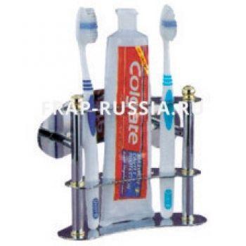 Держатель для зубных щеток Frap F102