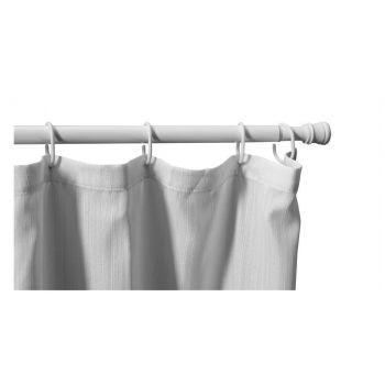 Карниз для ванны Aquanet SR0020A, раздвижной 110-200, гянцевый белый