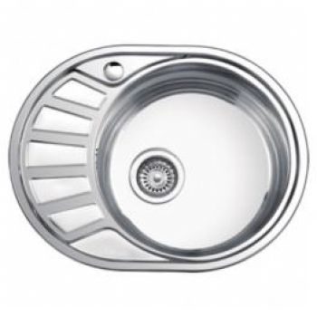 Мойка для кухни Ledeme L75745-R матовый