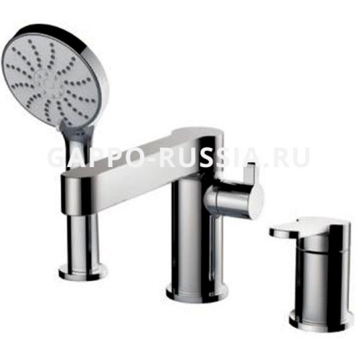 Смеситель для ванны Gappo G1199-30