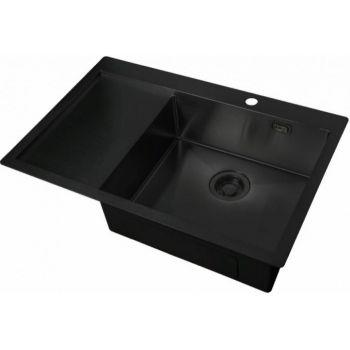 Мойка кухонная Zorg Light ZL R 780510-R GRAFIT