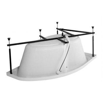 Каркас сварной для акриловой ванны Aquanet Capri 160x100 L/R