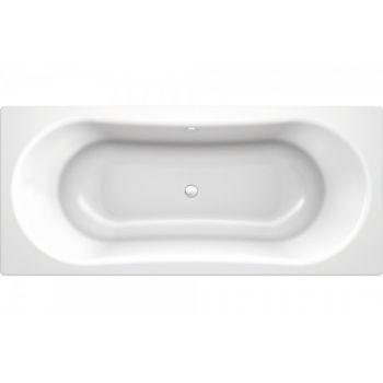Ванна стальная BLB, Duo Comfort HG 180х80, без ножек