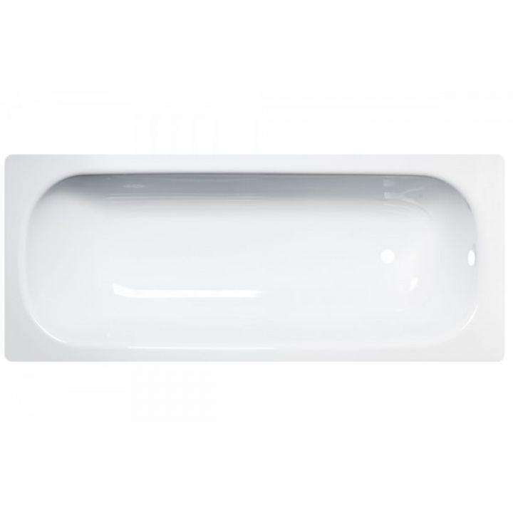 Ванна стальная ВИЗ, Reimar 150х70 с полимерным покрытием, с ножками