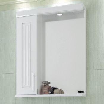 Зеркало-шкаф СанТа Сиэтл 60 свет L