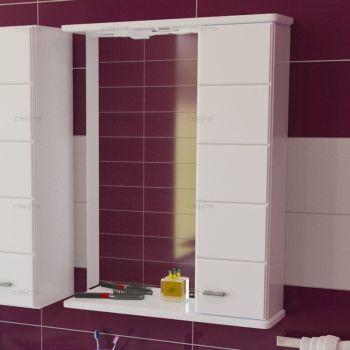 Зеркало-шкаф СанТа Омега 50 R