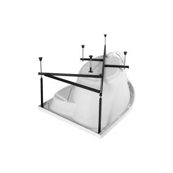 Каркас сварной для акриловой ванны Aquanet Sarezo 160x100 L/R