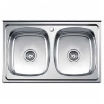 Мойка для кухни Ledeme L98060B глянцевая