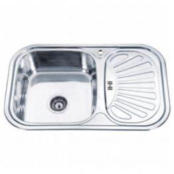 Мойка для кухни Ledeme L67549-L декор