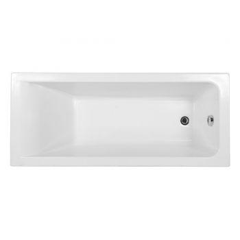 Акриловая ванна Aquanet Bright 180x80