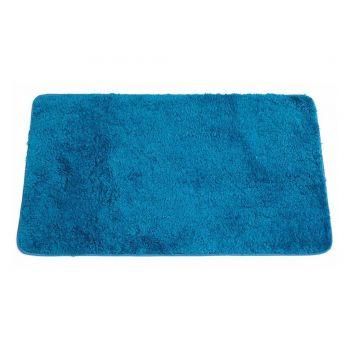 Коврик для ванной Aquanet MA3199D 75см, синий