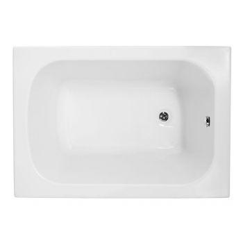 Акриловая ванна Aquanet Seed 100x70