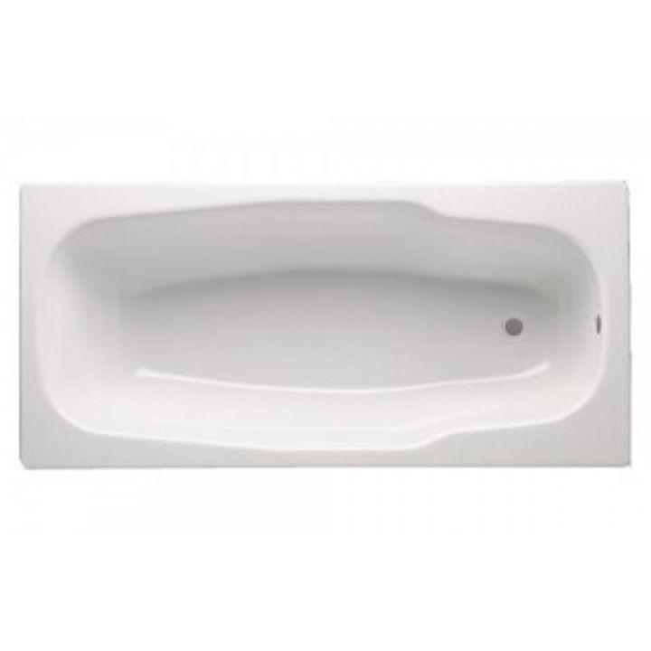 Ванна стальная BLB, ATLANTICA HG 180х80, без ножек