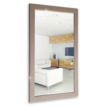 Зеркало MIXLINE Глянец Капучино 410*610 ШВ