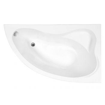 Акриловая ванна Aquanet Atlanta 150x90 R