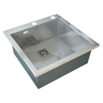 Мойка кухонная Zorg Inox X X-5151GX