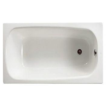 Стальная ванна Roca Contesa 100x70