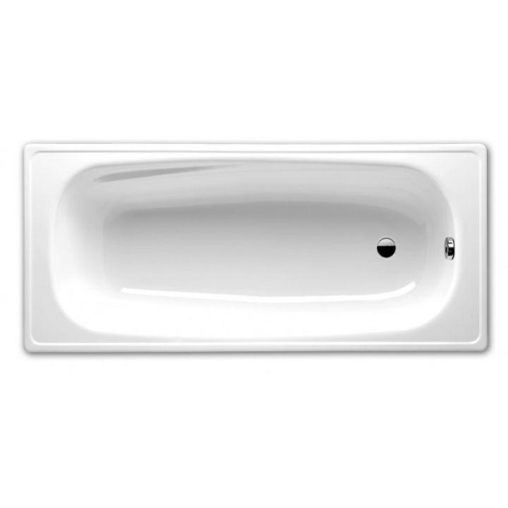 Ванна стальная Анатомика 160х70 с отверстием для ручек, без ножек