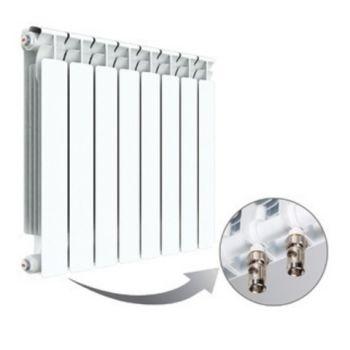 Биметаллические радиаторы Rifar Base Ventil (нижнее подключение)