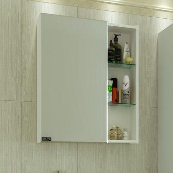 Зеркало-шкаф СанТа Дублин 58 универсальный