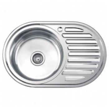 Мойка для кухни Ledeme L77750-L матовый