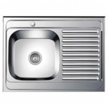 Мойка для кухни Ledeme L98060-L глянцевая