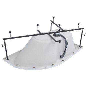 Каркас сварной для акриловой ванны Aquanet Allento 170x100 L/R
