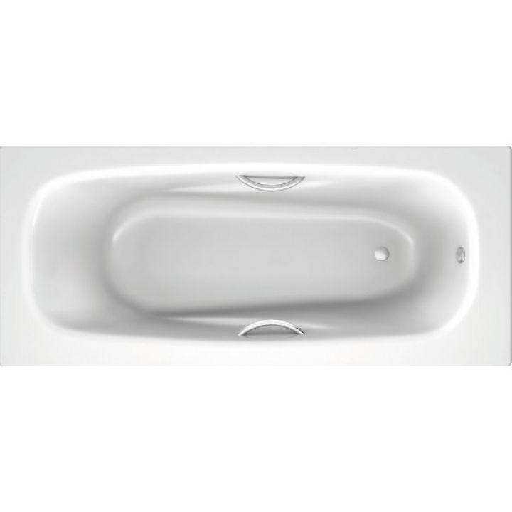 Ванна стальная BLB, Anatomica, 170х75 с отверстиями для ручек, без ножек