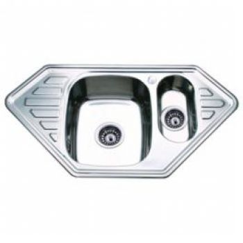 Мойка для кухни Ledeme L99550B глянцевая