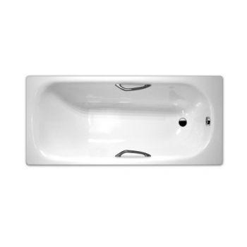 Ванна стальная Kaldewei, Form Plus 310,150х70 с отверстиями для ручек, без ножек