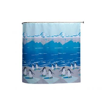Шторка для ванны Aquanet SC7032A 180см, Антарктика