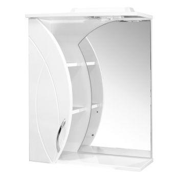 Зеркало-шкаф навесной MIXLINE МАГНОЛИЯ-61