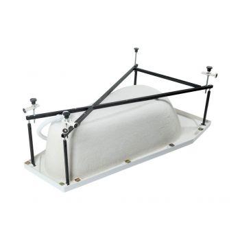 Каркас сварной для акриловой ванны Aquanet Brize 160x90