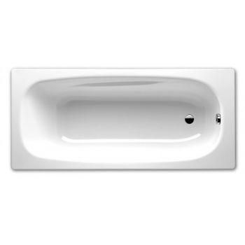 Ванна стальная BLB, Unica 160 х 75 с отверстием для ручек, без ножек