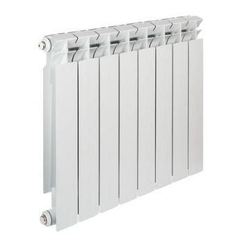 Радиатор алюминиевый TENRAD 500/80 1-секция