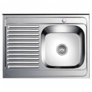 Мойка для кухни Ledeme L98060-R глянцевая