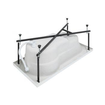 Каркас сварной для акриловой ванны Aquanet Largo 140