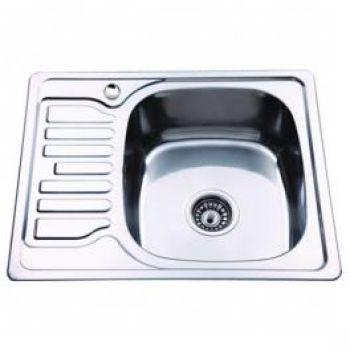 Мойка для кухни Ledeme L95848-R глянцевая