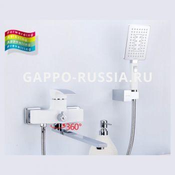 Смеситель для ванны Gappo Jacob G2207-7