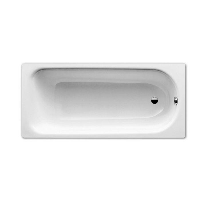 Ванна стальная Kaldewei, Saniform Plus 362, 160x70,без ножек