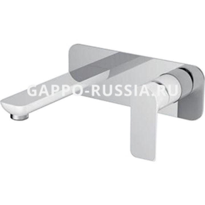Настенный смеситель для раковины Gappo G1048-22