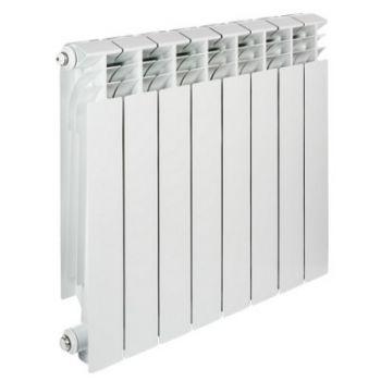 Радиатор алюминиевый TENRAD 500/100 1-секция