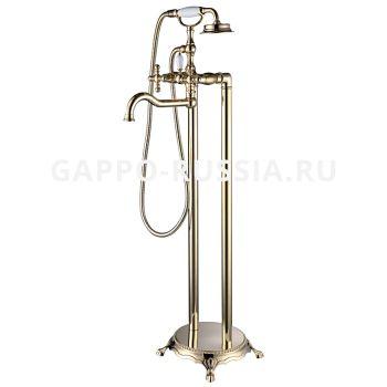 Напольный смеситель для ванны Gappo G3089-6