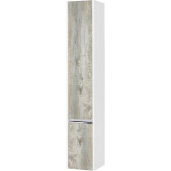 Шкаф-пенал AQUATON Капри L, бетон пайн …