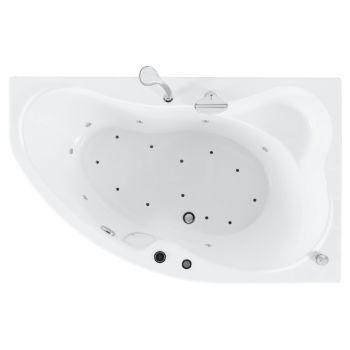 Акриловая ванна Aquanet Capri 160x100 R (а/м, А3рNew, з/д)
